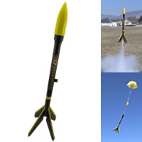 TKOR 2000 Randomizer Rocket
