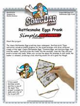 Sonic Mini Crossbow Pdf Instructions